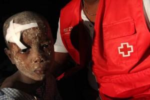 Haiti-earthquake-ChildWithAidWorker